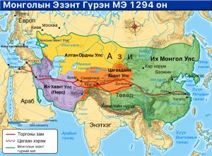 Mongolian Empire