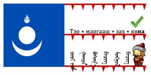 Mongolian Grammar